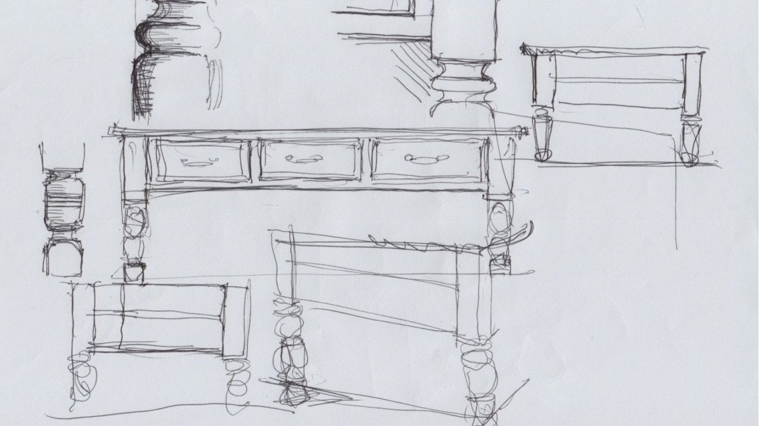 Designing a Country House Kitchen Island