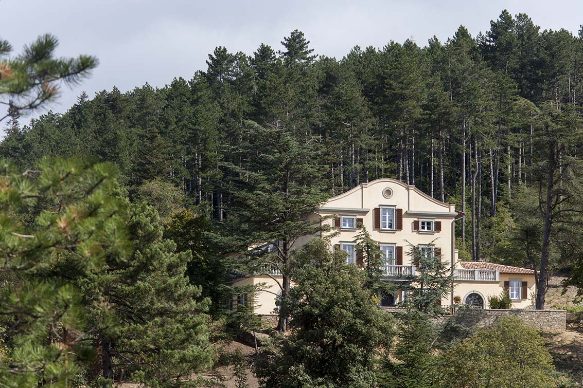 Villa Guglielmesca, Tuscany, Italy