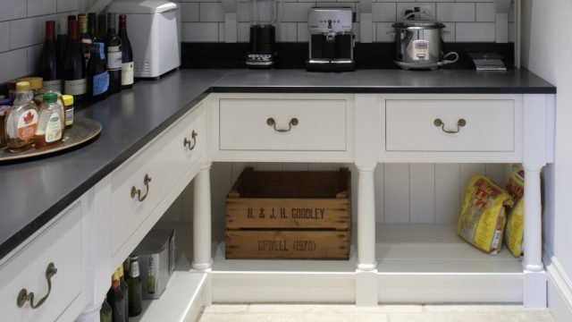 Country house pantry