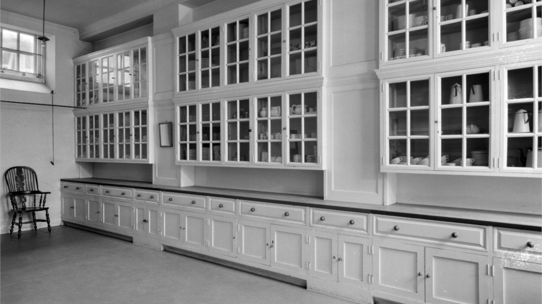 Lutyens architectural joinery