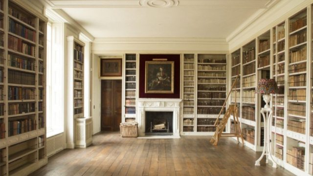 st giles house library