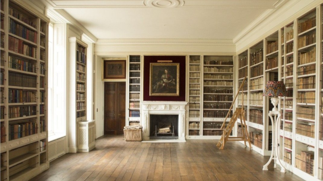 Library Interior Design Reference Images