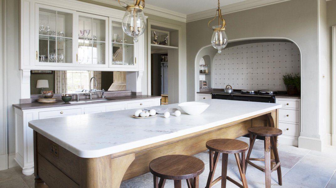 Original & Elegant Georgian Kitchen Design