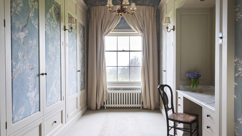 Dressing Room window