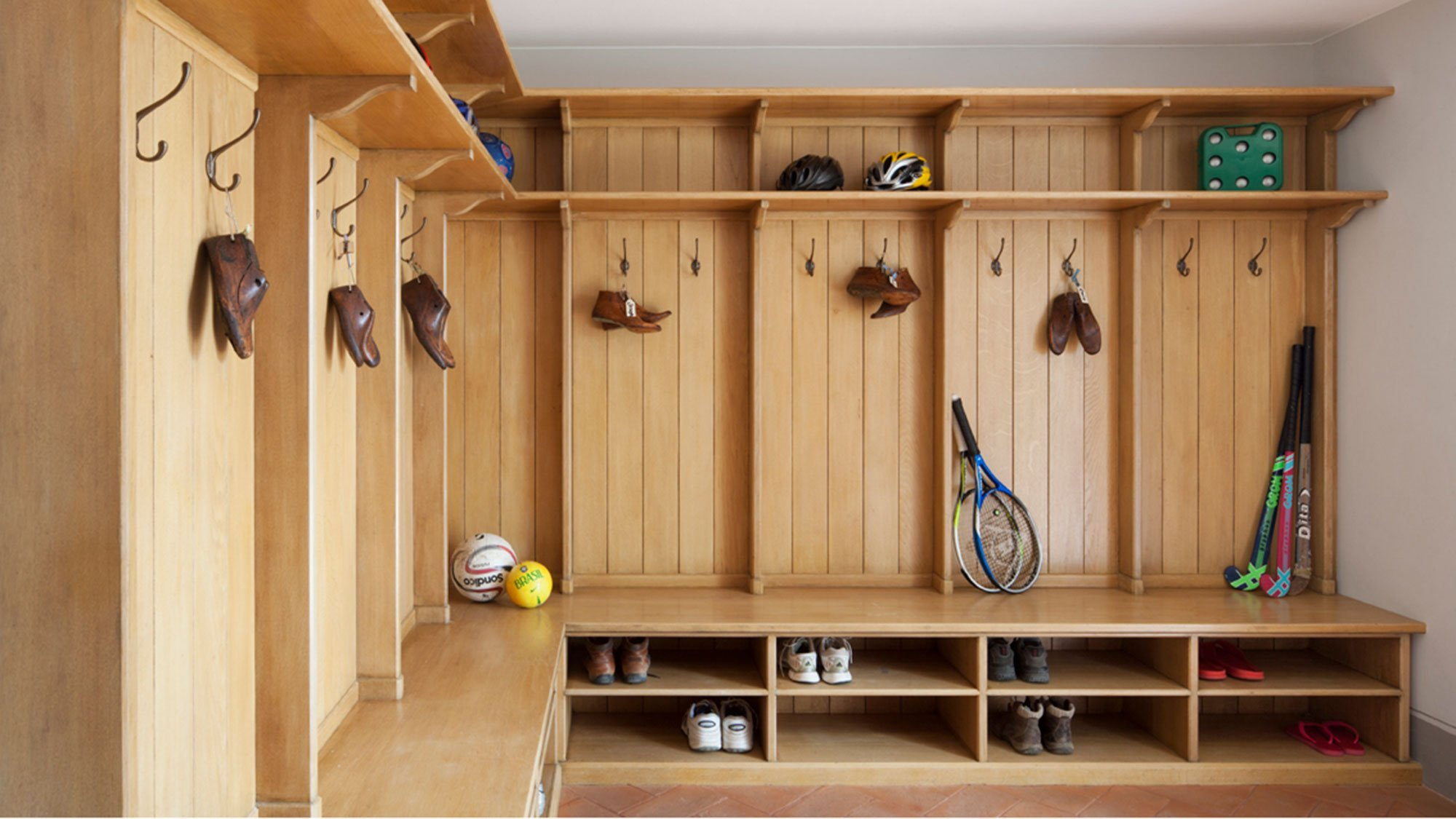 bespoke boot room furniture design artichoke