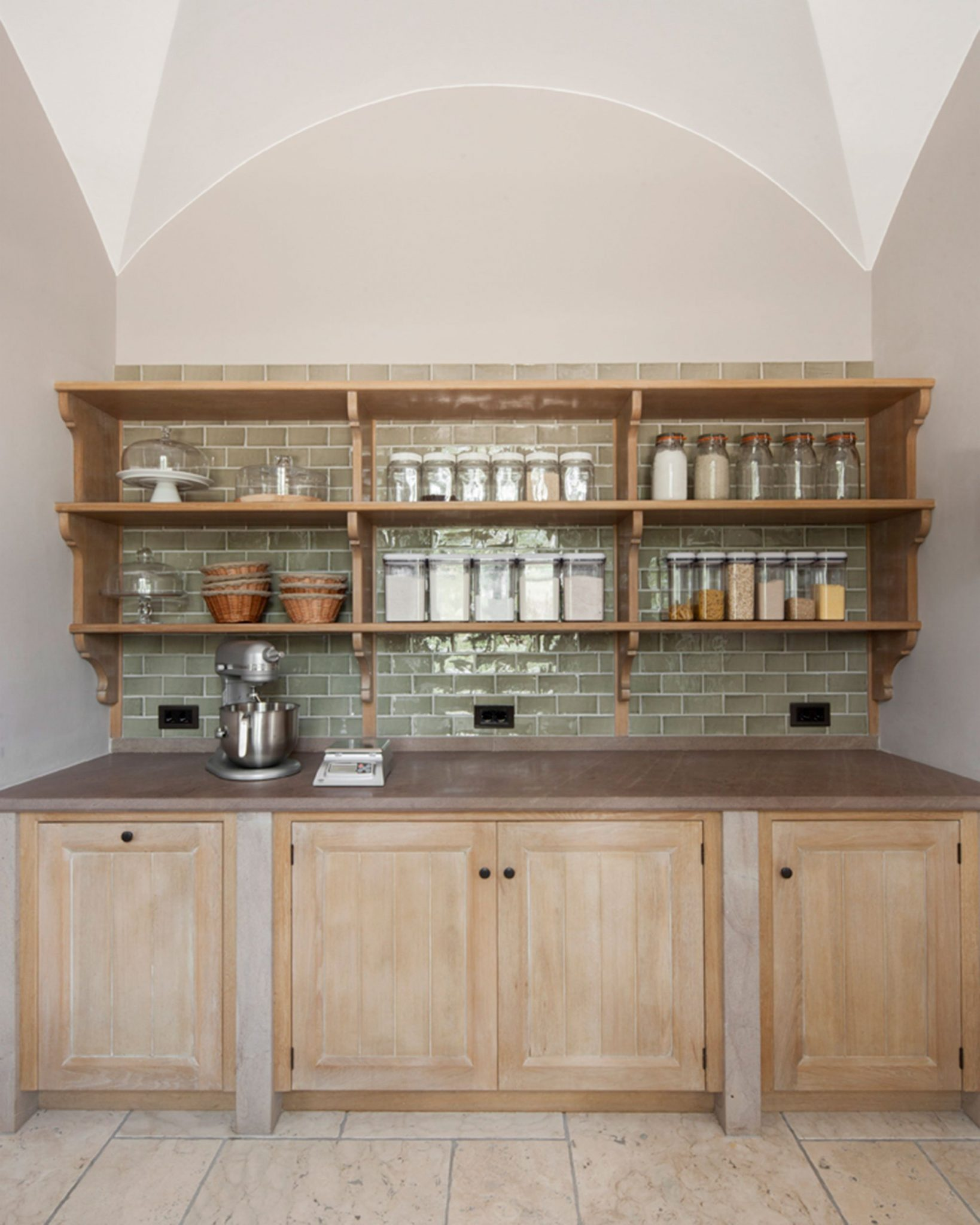 Bespoke pantry Artichoke interior joinery country house