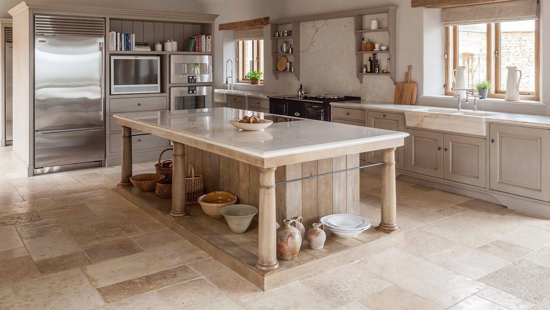 Flemish Kitchen   New-Build Farmhouse    Oxfordshire