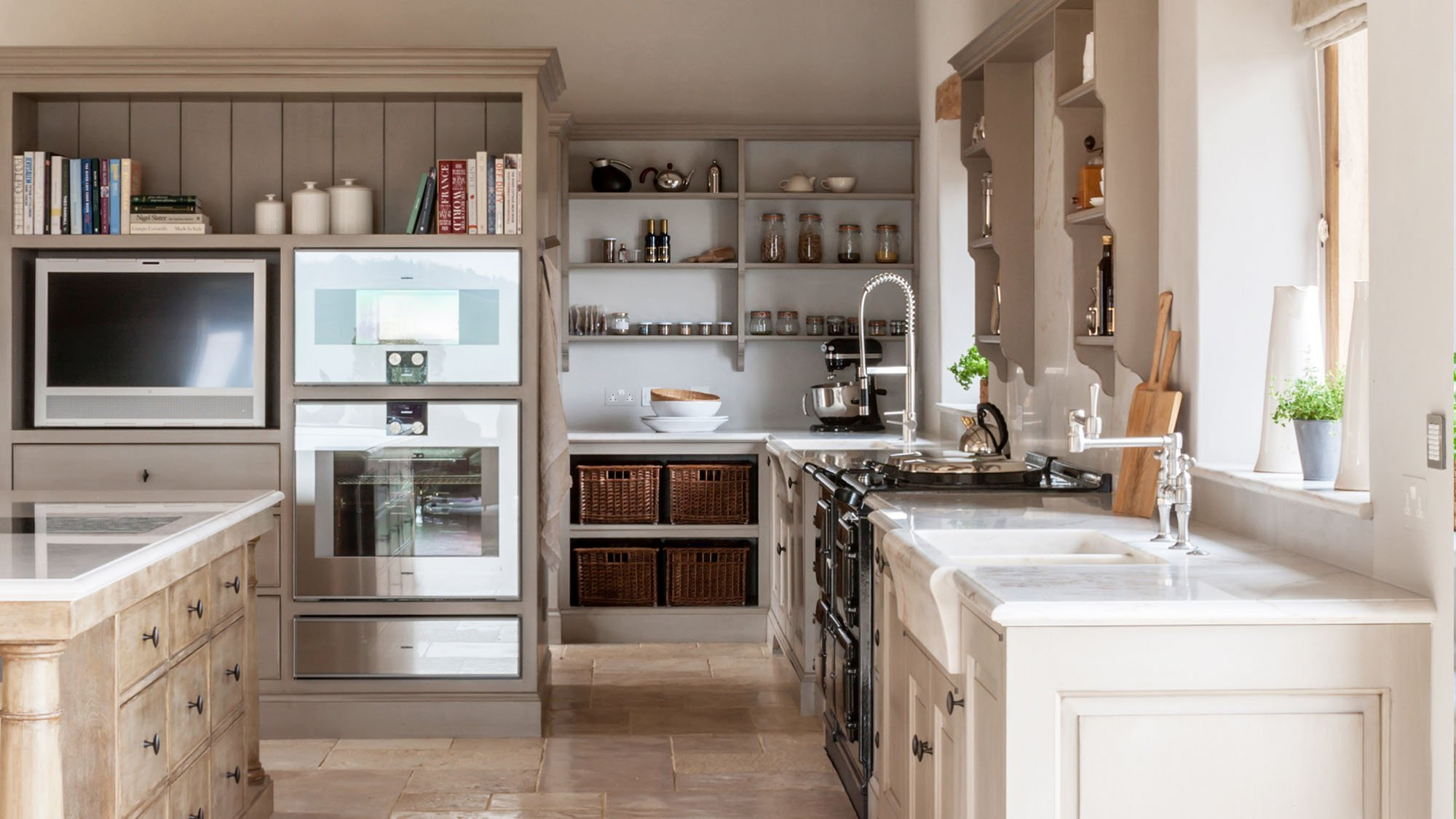 Designing a bespoke, luxury kitchen - Quarta option