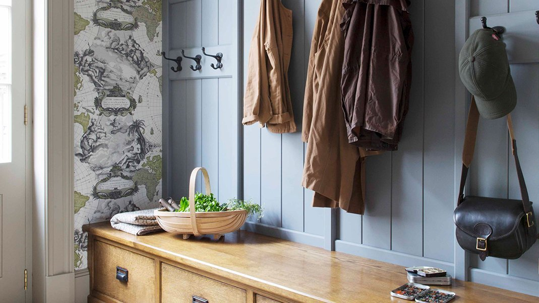 How to Design a Boot Room