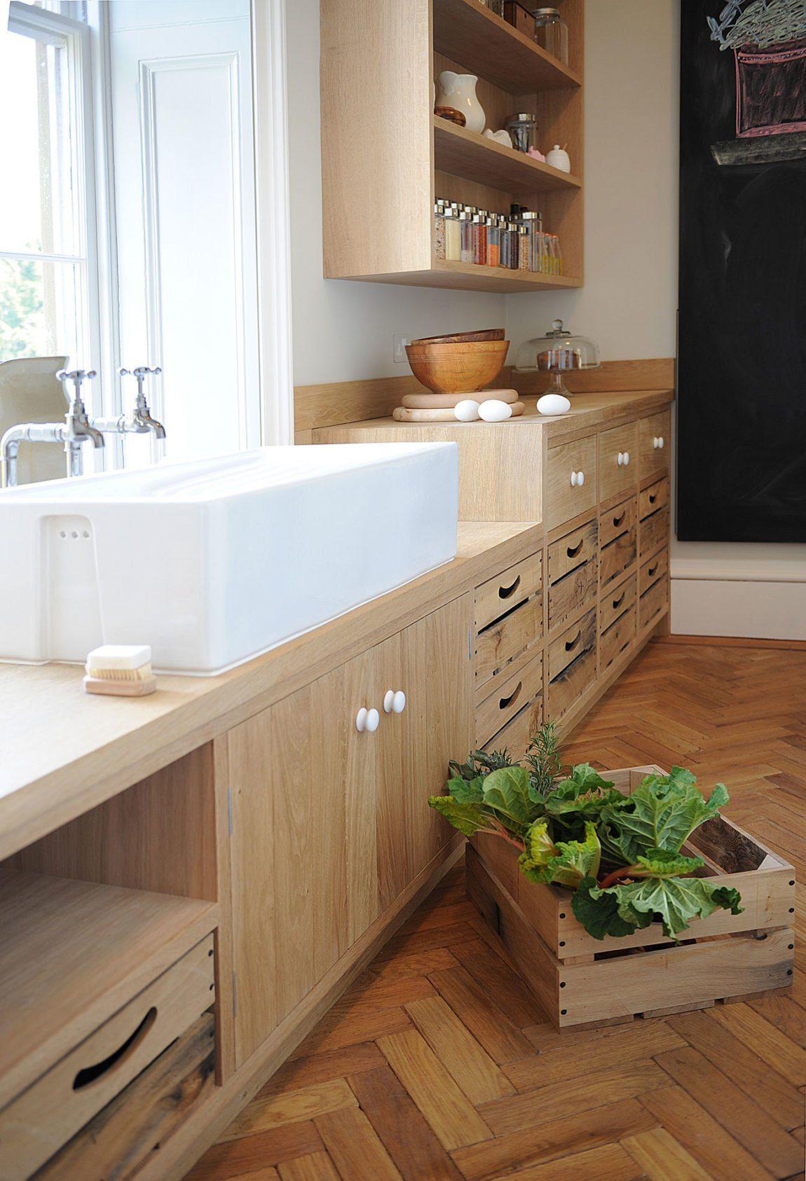 Kitchen Scullery Designs Artichoke Ltd
