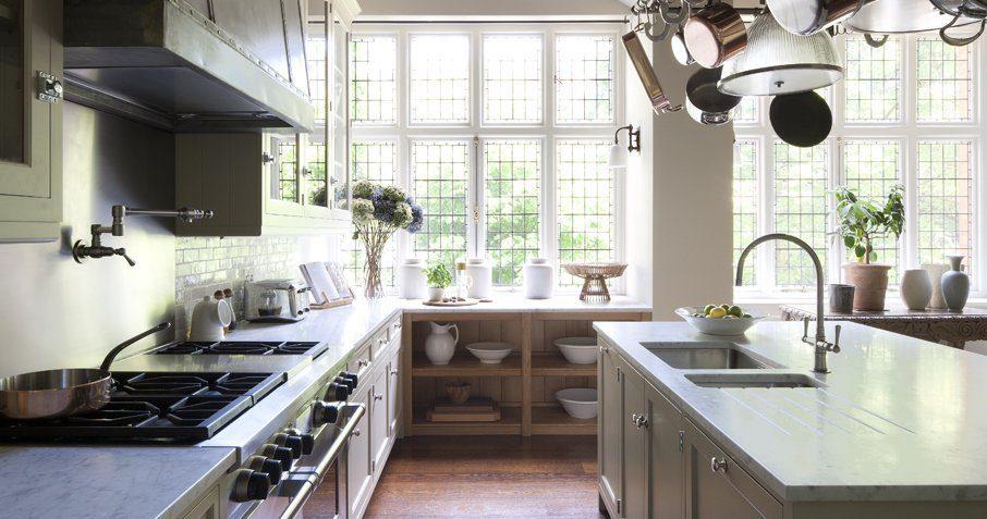 Crittal kitchen window