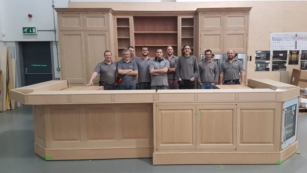 artichoke cabinet makers