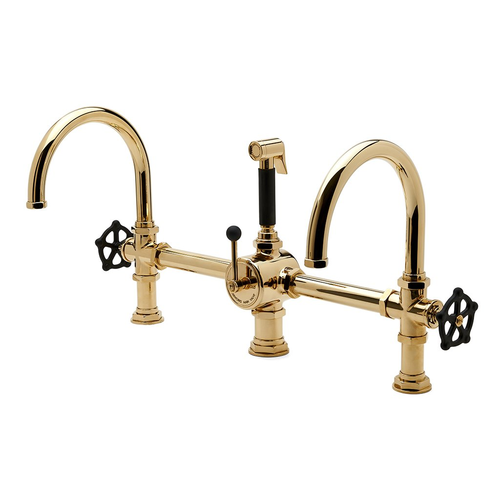 Brass Waterworks Regulator tap