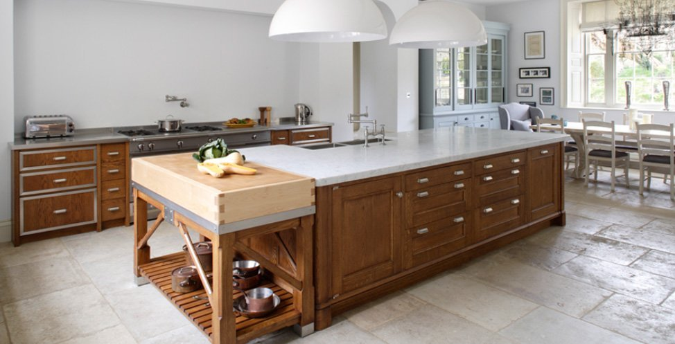 Bespoke Kitchens Wiltshire - Handmade Kitchens | Artichoke