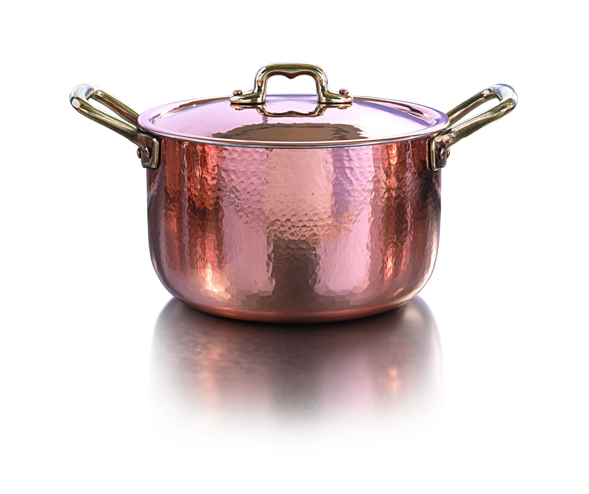 Officine Gullo copperware.