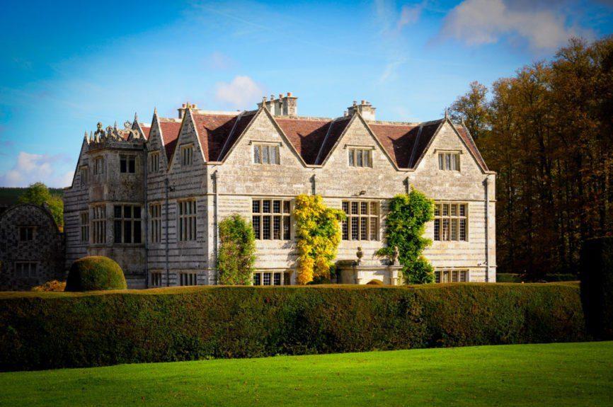 Stoockton House, Wiltshire