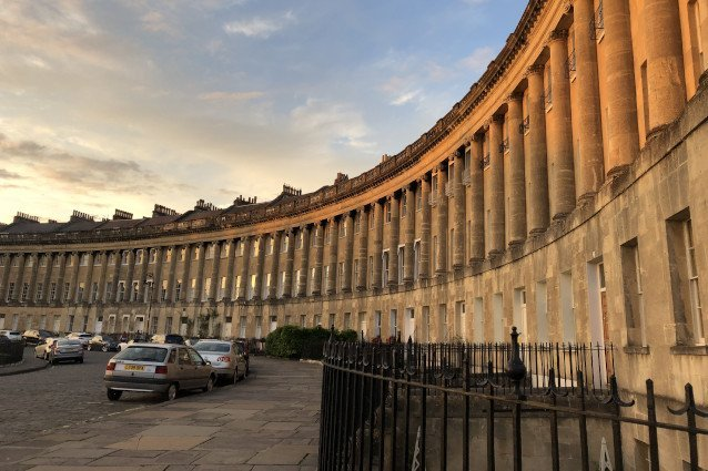 25 Royal Crescent Bath for Sale