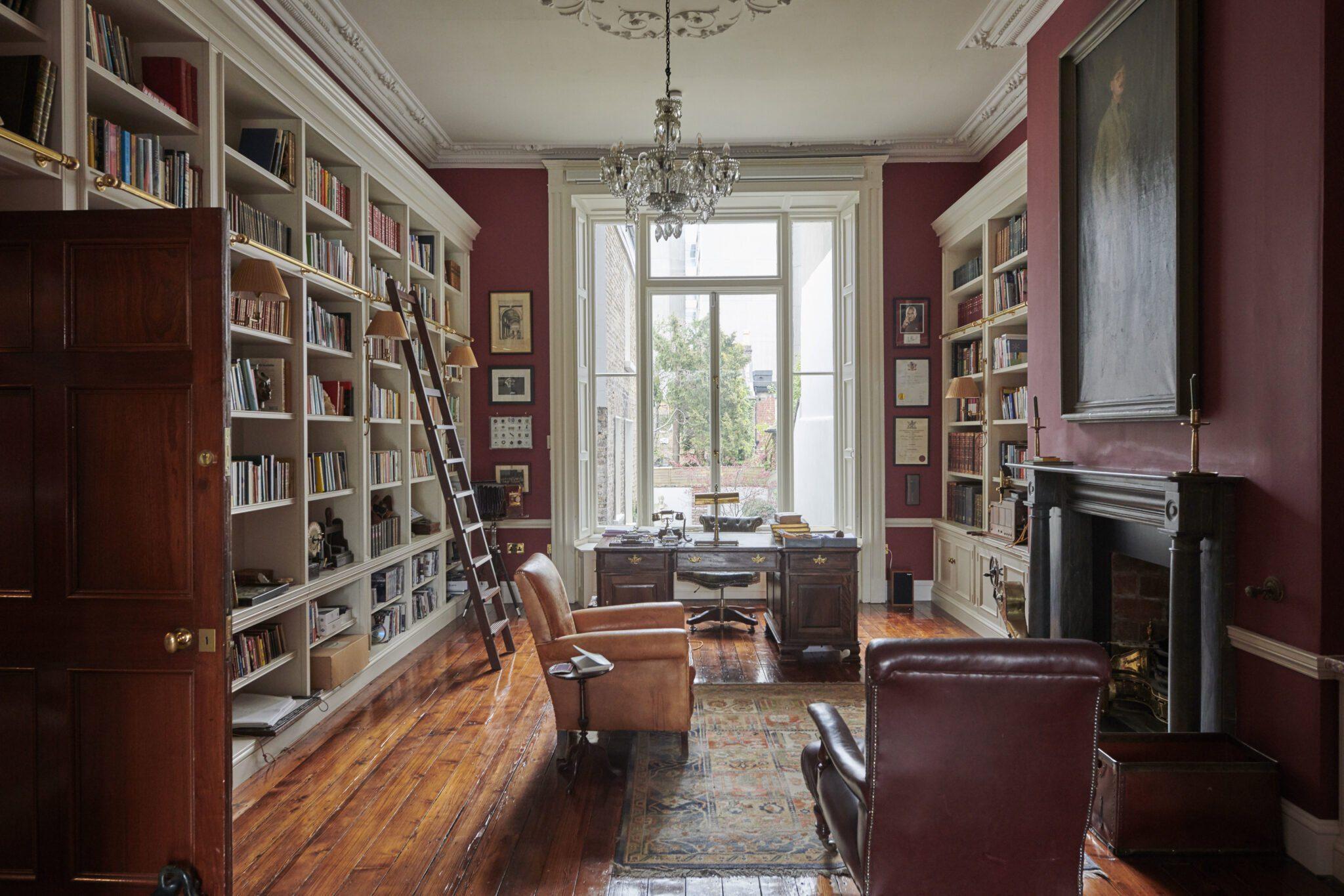 grand georgian library