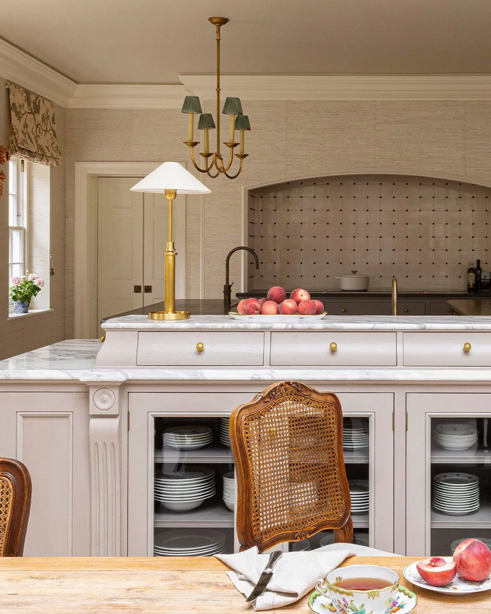 Grand Family Kitchen | Regency Country House |  Hampshire