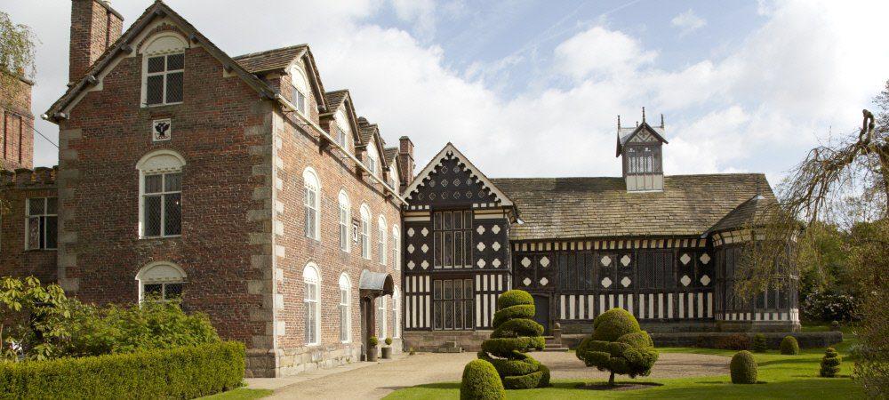 a medieval hall house