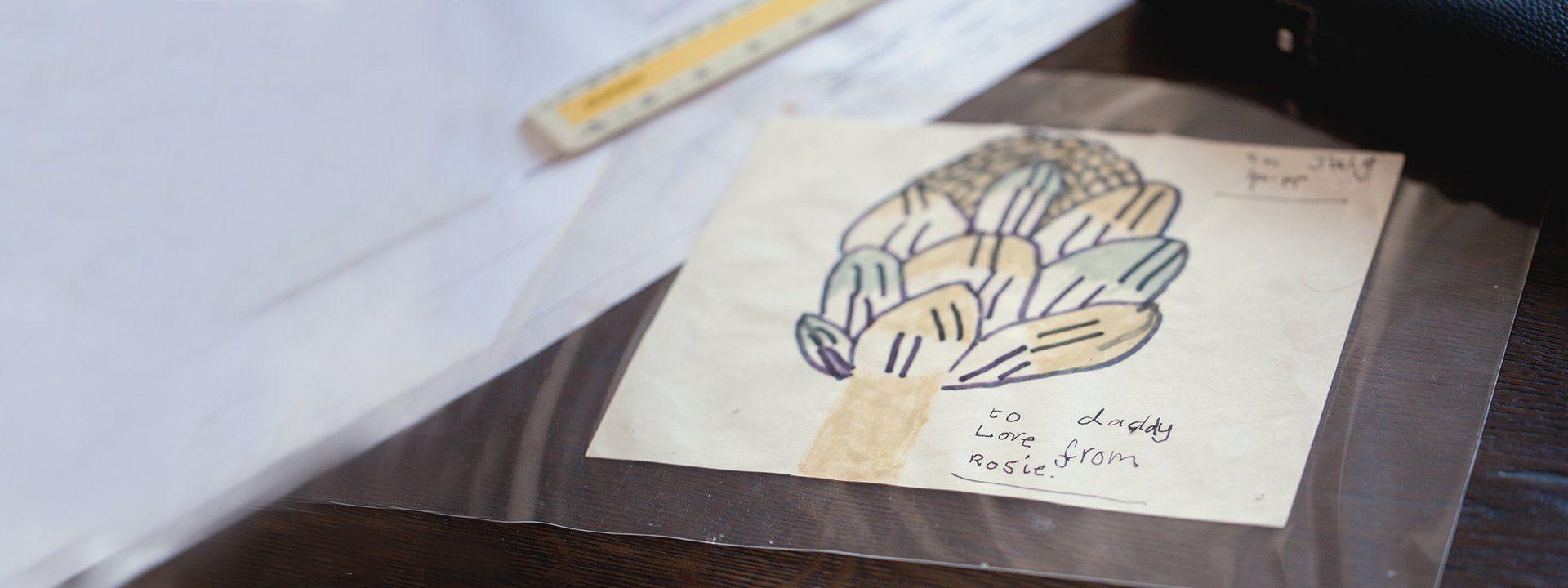 artichoke kitchens rosies drawing