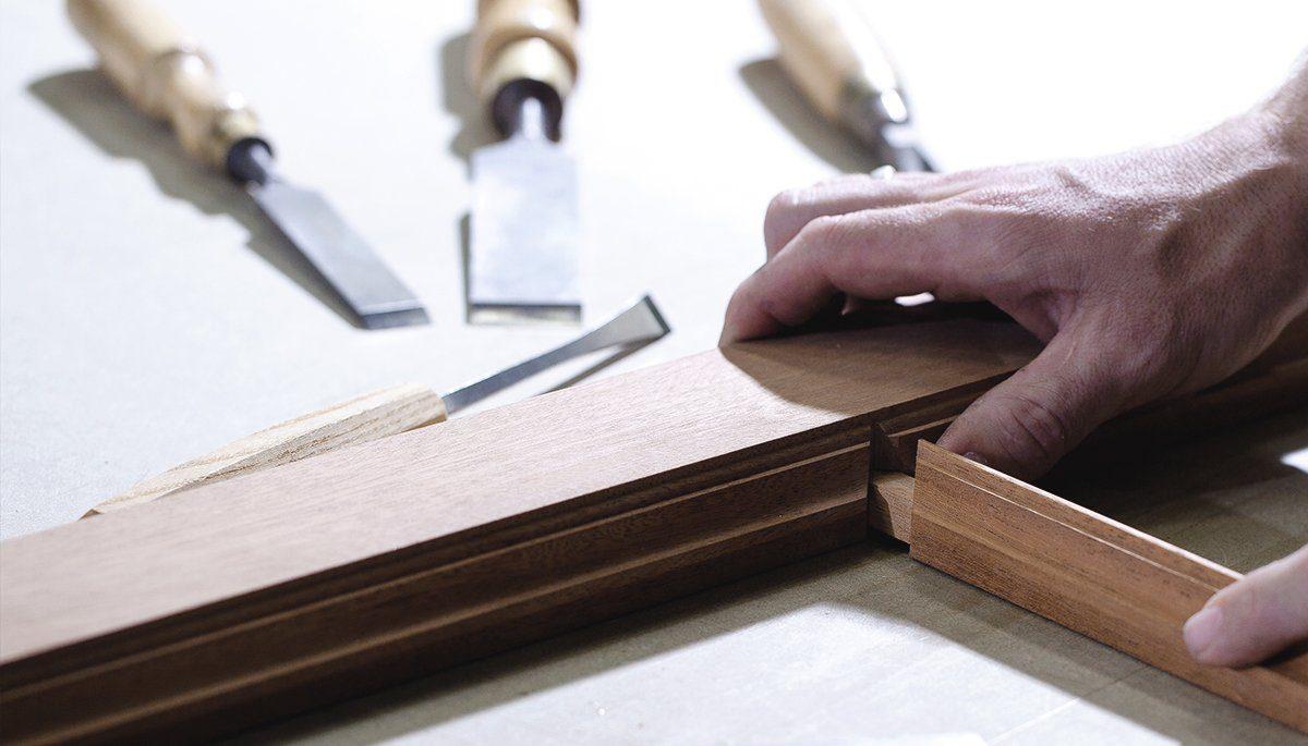 bespoke joinery making