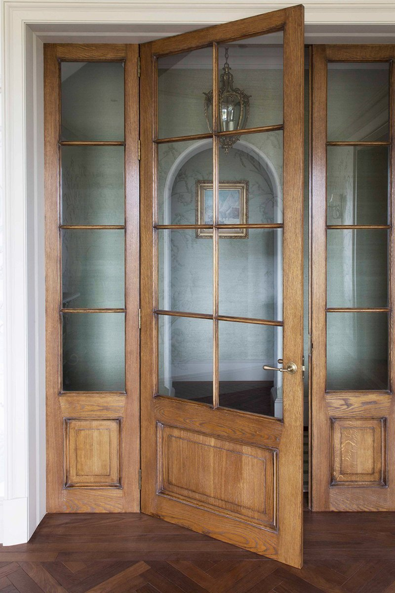 bespoke joinery services doorway