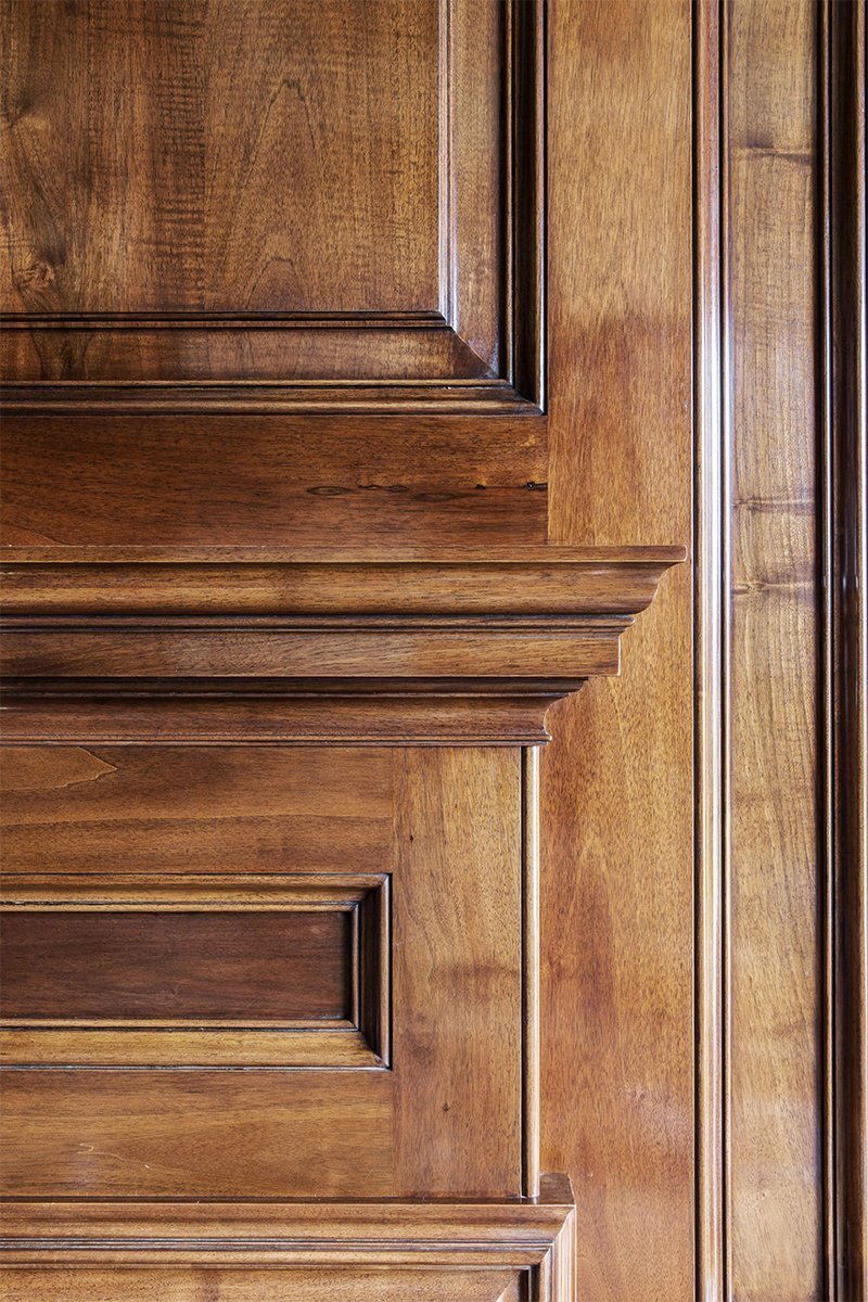 bespoke joinery services panelling