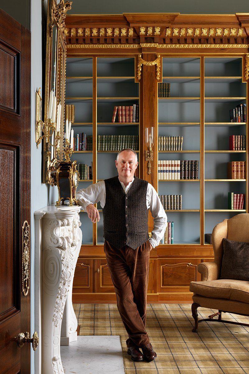Portrait of Bruce Hodgson