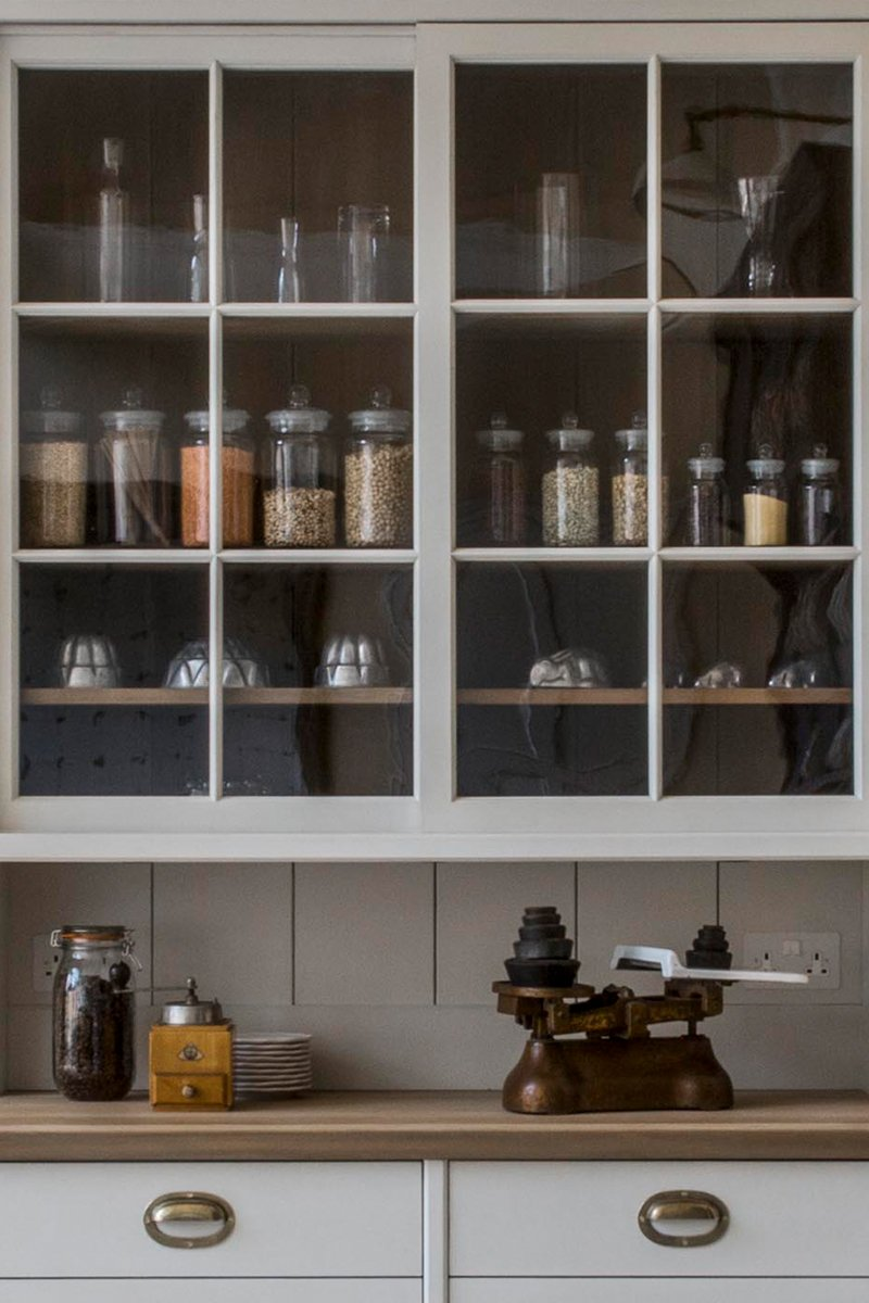 custom pantry design cabinet shelving