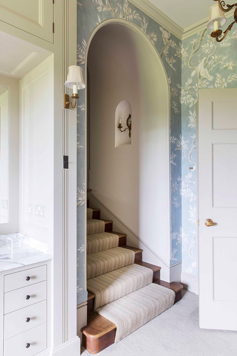 english country house design details