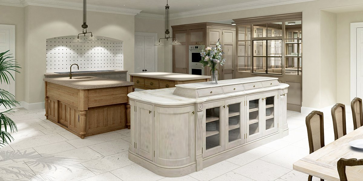 english country house kitchen design