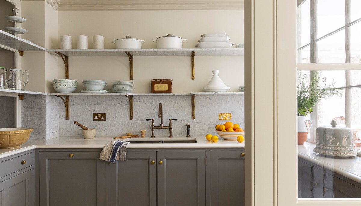 kitchen scullery design interior