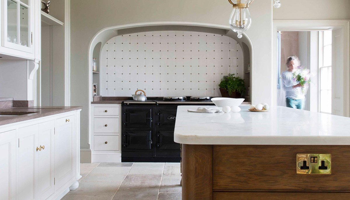 period property renovation kitchen design