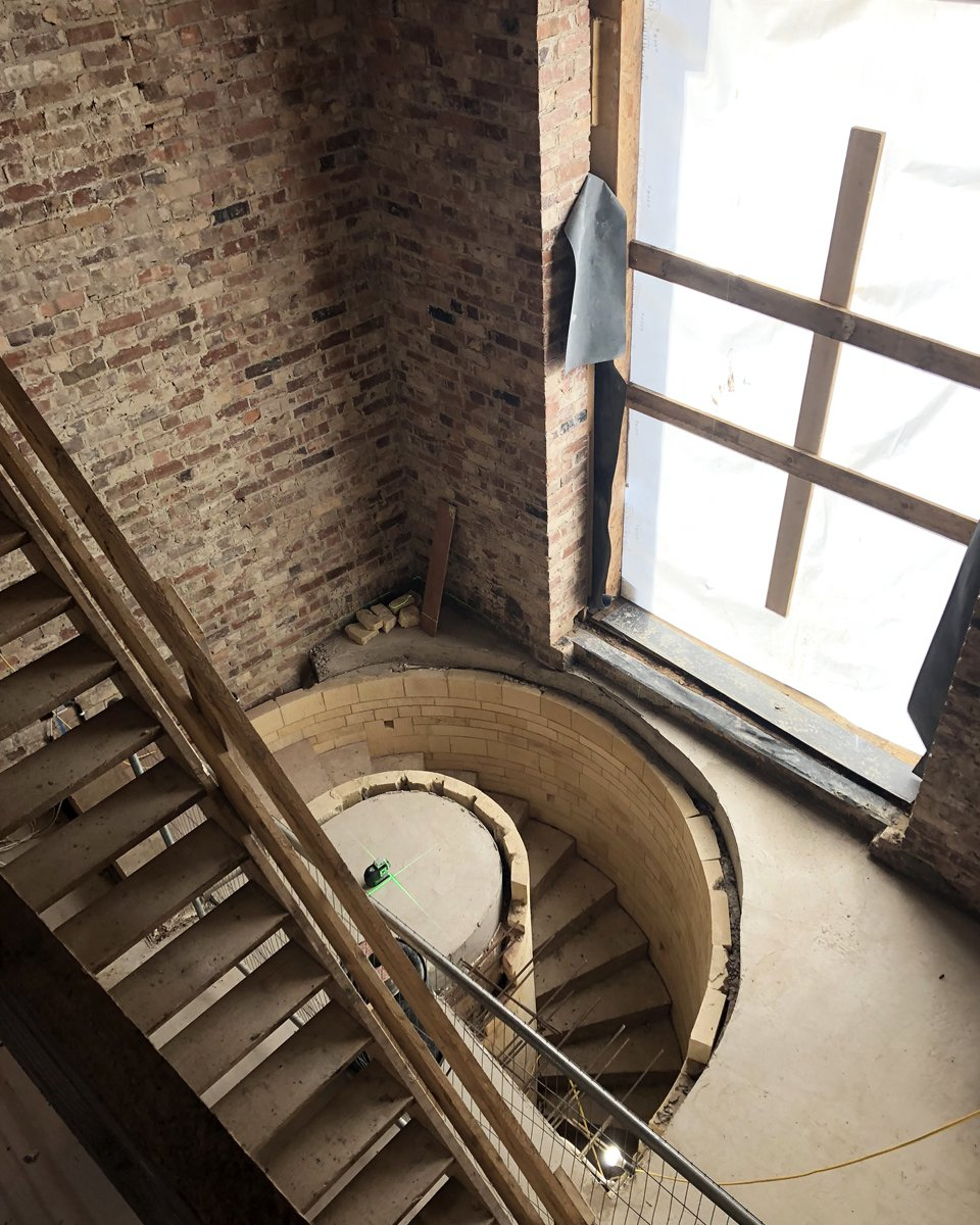 period property renovation project management