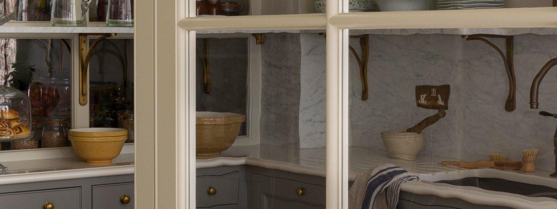 scullery kitchen glazing