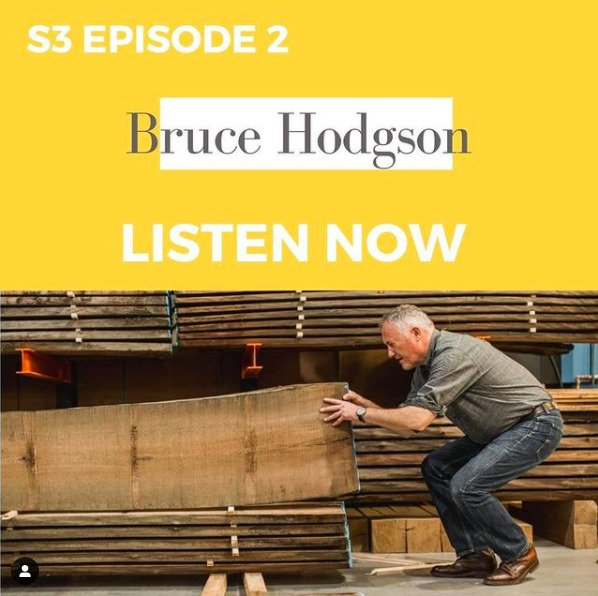 Somerset Stories Interview with Bruce Hodgson